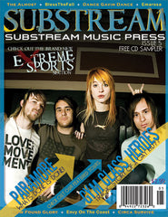 Issue 05 – Paramore / Gym Class Heroes Double cover edition!