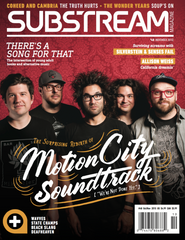 FREE issue featuring Motion City Soundtrack with a one year subscription! (US Only)