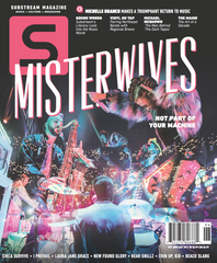 FREE issue featuring MISTERWIVES with 1 year subscription (US only)