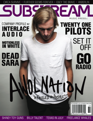 Issue 32 - AWOLNATION