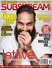 Issue 37 Featuring letlive.