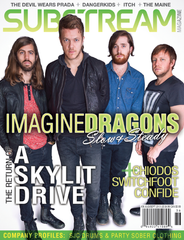 Issue 36 Featuring Imagine Dragons