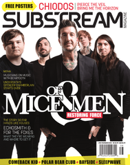 Issue 38 Featuring Of Mice & Men