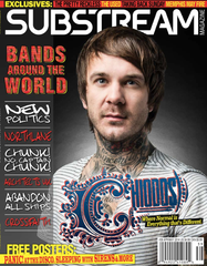 Issue 39 Featuring Chiodos