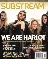 Issue 44 Featuring We Are Harlot