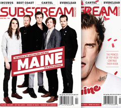 Issue 45 Double Cover Bundle Featuring The Maine