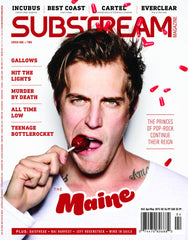 Issue 45 Featuring The Maine - John O'Callaghan - Cover 1 of 2