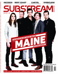 Issue 45 featuring The Maine - Entire Band - Cover 2 of 2
