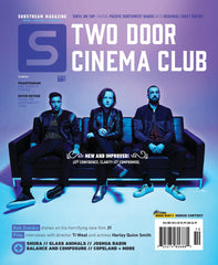 FREE issue featuring Two Door Cinema Club with 1 year subscription! (US ONLY)