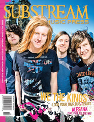 Issue 10 – We The Kings / Alesana Double Cover edition!
