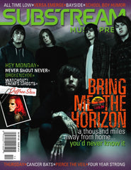 Issue 12 – Bring Me The Horizon
