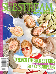 Issue 09 – Forever The Sickest Kids / Sky Eats Airplane Double cover edition!