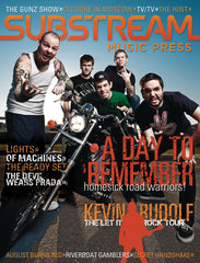 Issue 13 – A Day To Remember - SOLD OUT!!!