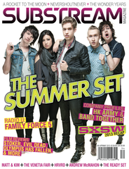 Issue 34 Featuring The Summer Set