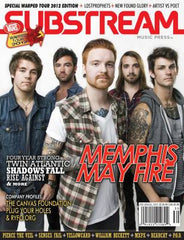 Issue 30 Warped Tour Edition - Memphis May Fire
