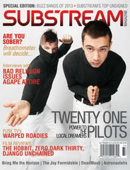 Issue 33 Buzz Bands 2013 Featuring Twenty One Pilots