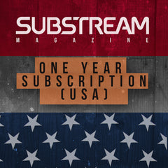 1 year Subscription (USA)