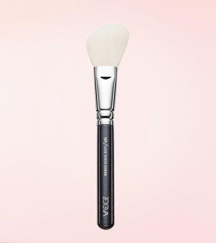 127 Luxe Sheer Cheek Pinsel -  - ZOEVA DE