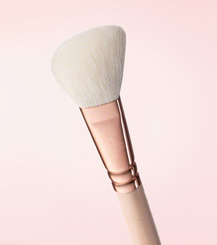 127 Luxe Sheer Cheek Pinsel (Rose Golden Vol. 2) -  - ZOEVA DE