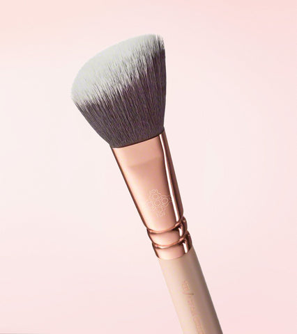 128 Cream Cheek Pinsel (Rose Golden Vol. 2) -  - ZOEVA DE