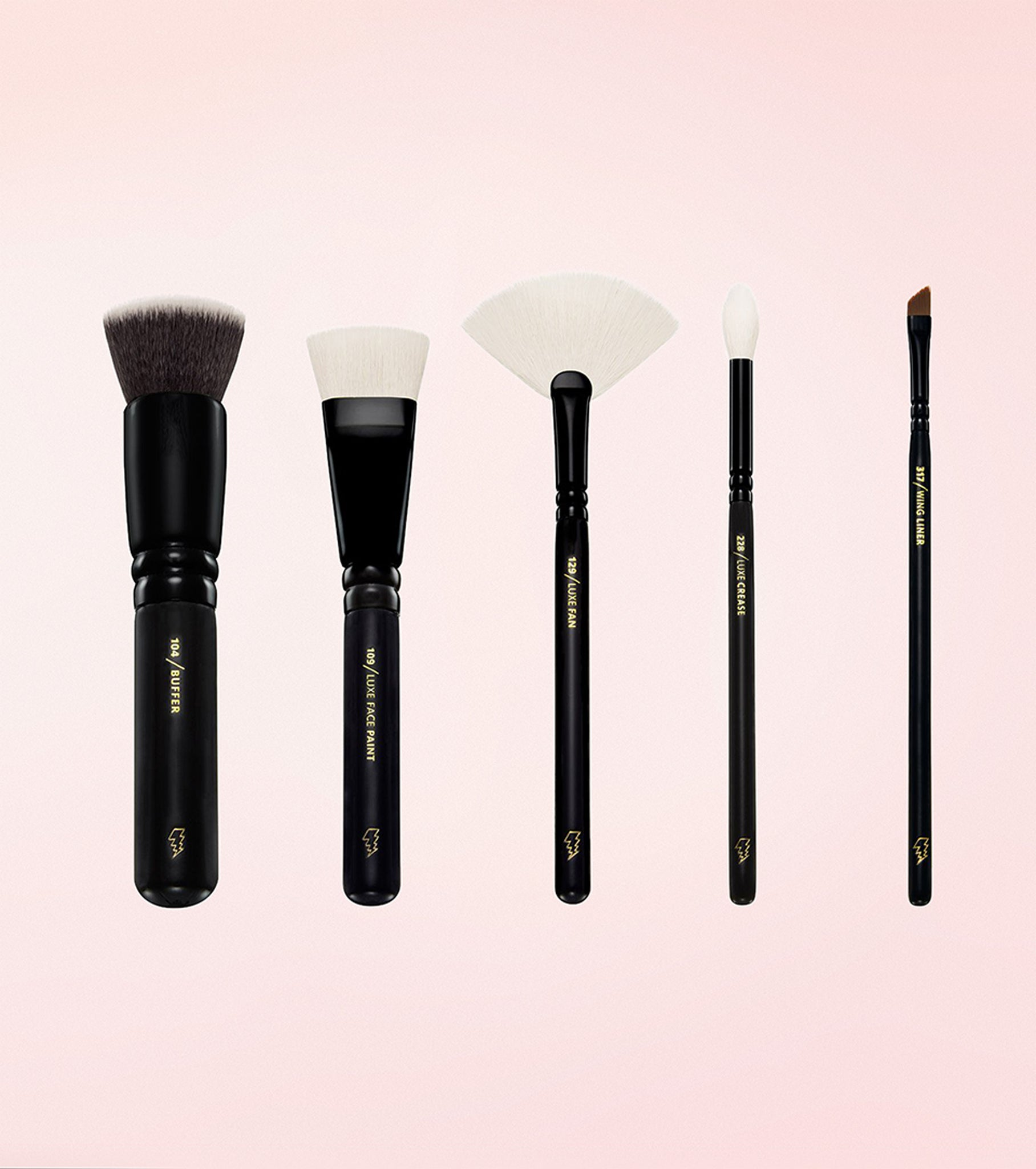 ALL NIGHT LONG BRUSH SET