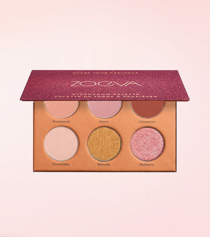 Share Your Radiance Lidschattenpalette