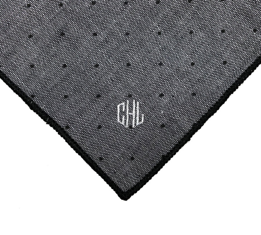 Monogram Charge - Arthur Handkerchief