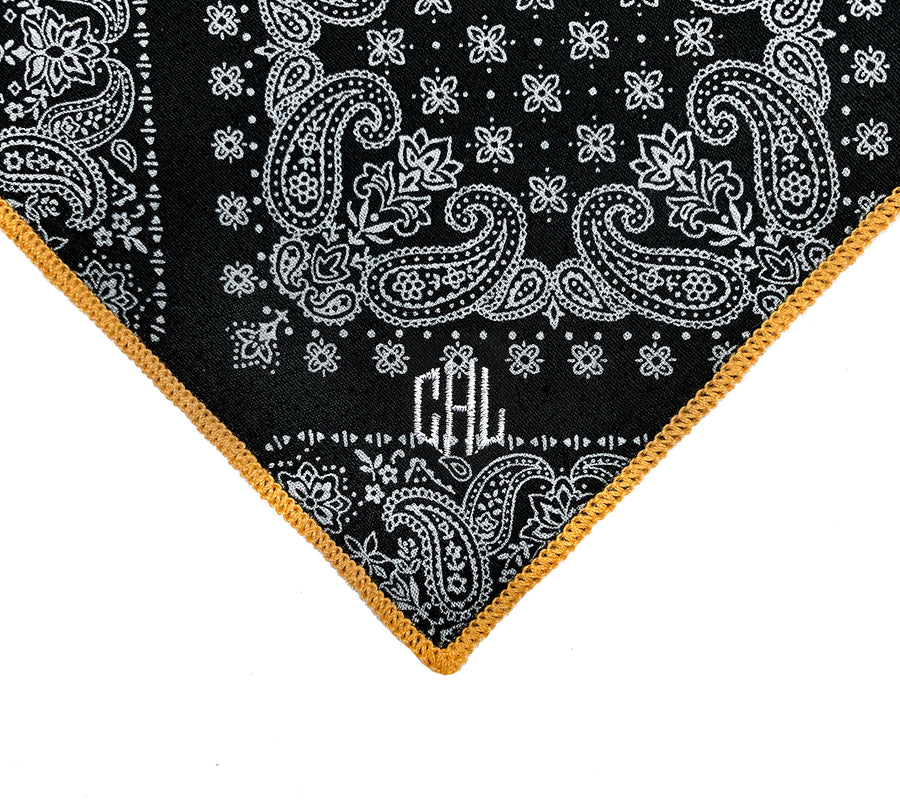 Monogram Charge - Olivia Handkerchief