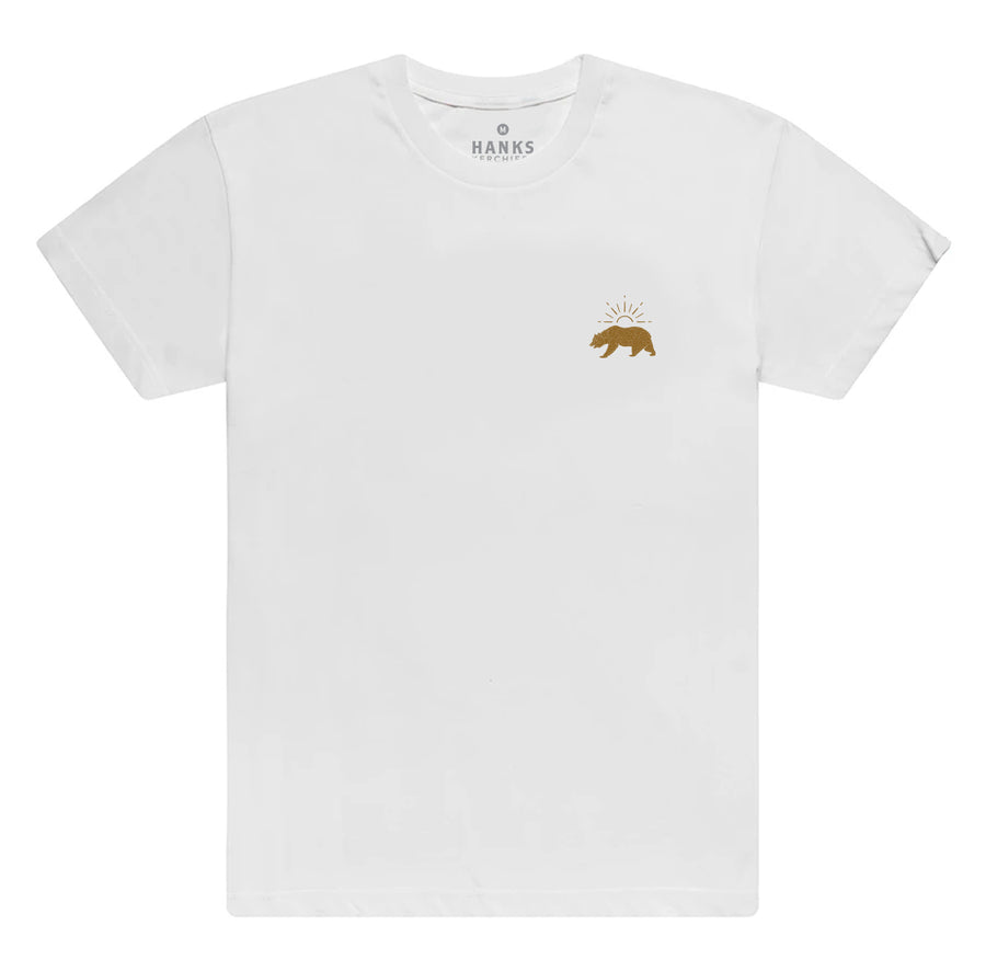 EL BEAR TEE - WHITE