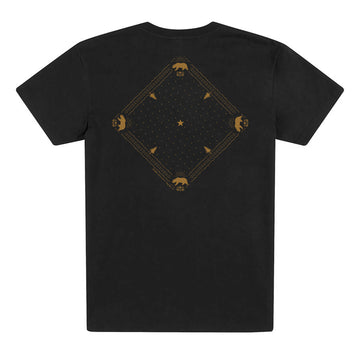 EL BEAR TEE - BLACK