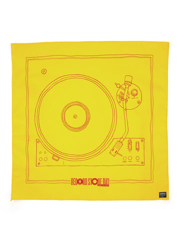 RECORD STORE DAY-YELLOW