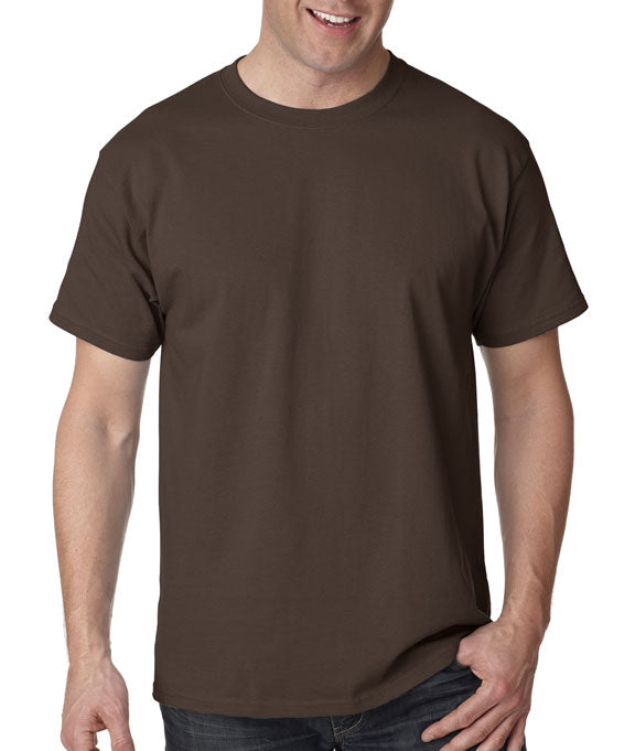 8a6eb83d Wholesale Blank T-Shirt 5250 Hanes Adult Authentic Tagless T-shirt | Buy in  Bulk — JonesTshirts