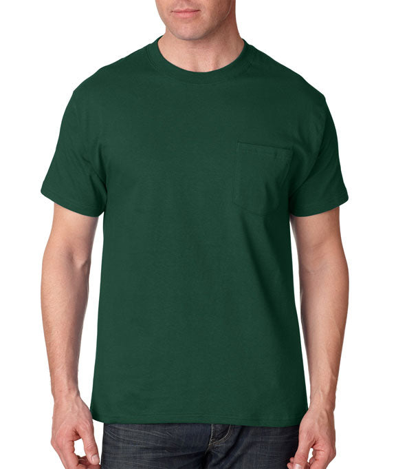 top-rated fashion moderate price best sale 5190 Hanes Adult Beefy-T® T-Shirt with Pocket