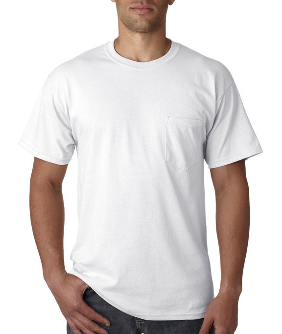 G2300 Gildan Ultra Cotton® Adult T-Shirt with Pocket