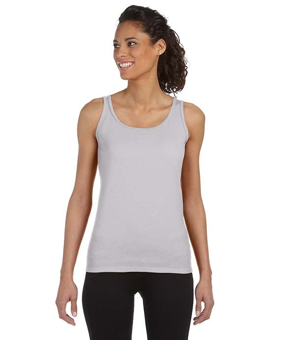 80e03f27 G642L - Gildan Softstyle 4.5 oz. Fitted Tank Top — JonesTshirts