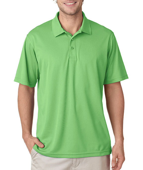 a4162f10 Wholesale 100% Polyester Polo Shirts | Performance Fabric Blank ...