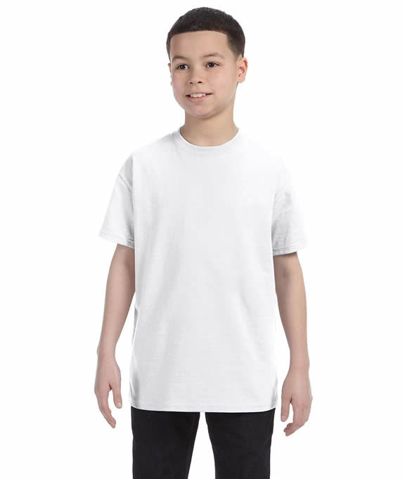 original select for newest differently 5450 Hanes Youth Tagless® T-Shirt