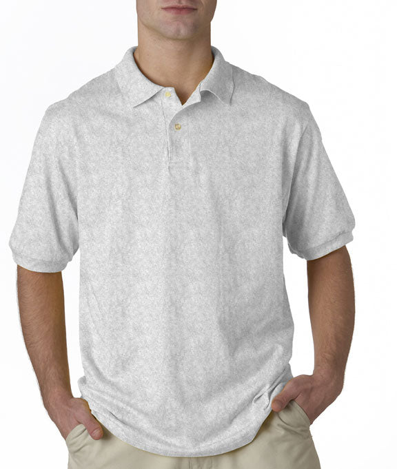 d2dcf0eeeba Wholesale Blank Polo 054X Stedman by Hanes Adult Blended Jersey Polo ...