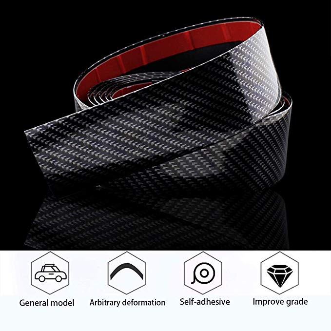Car Door Sill Protector Tape(1.9×39.4 In)