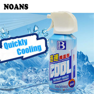 Universal Car Internal Rapid Cooling Agent