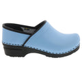 PRO ELLA Leather Clogs