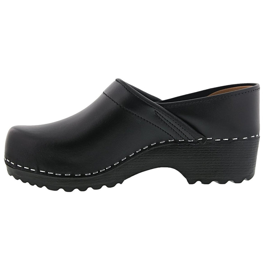 KARIN Swedish Women's Pro Leather Clogs