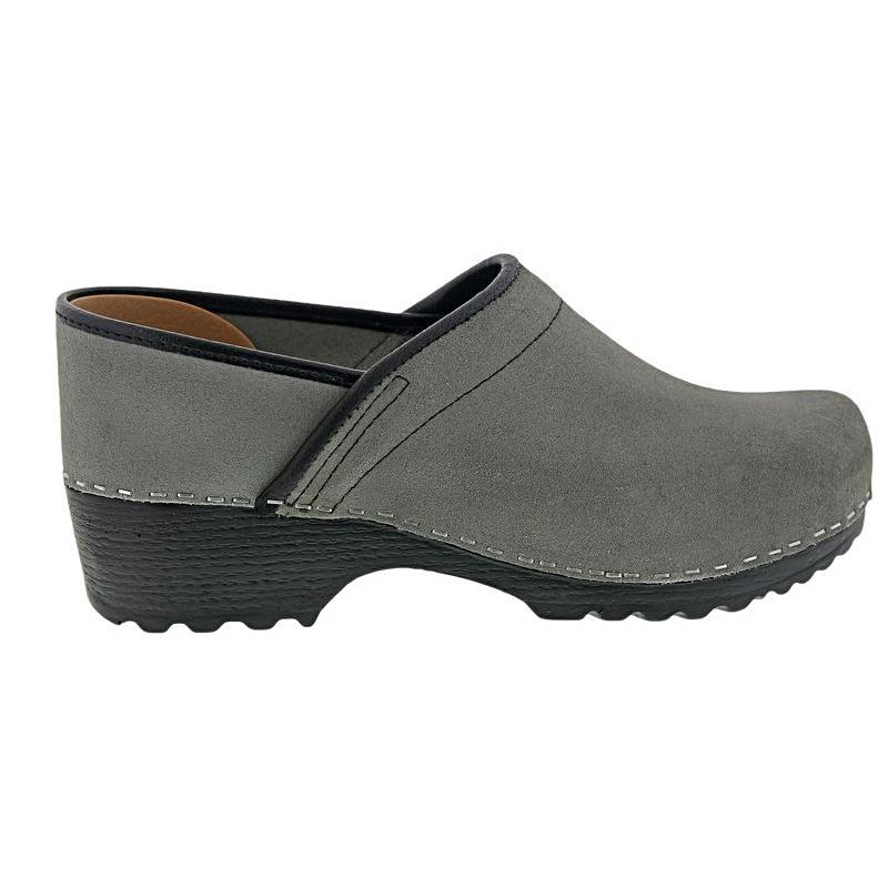 KARIN Swedish Women's Pro Suede Clogs