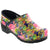 Professional Colibri Leather Clogs