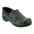 Professional Camo Patent Leather Clogs