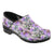 PROFESSIONAL Fjaril Butterfly Leather Clogs