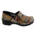 PROFESSIONAL Safari Chic Leather Clogs