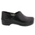 PROFESSIONAL Men's Black Cabrio Leather Clogs