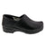 PROFESSIONAL Women's Black Cabrio Leather Clogs