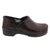 PROFESSIONAL Men's Bordeaux Cabrio Leather Clogs